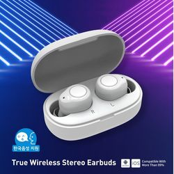 자비스 JV-TWS11 블루투스 이어폰