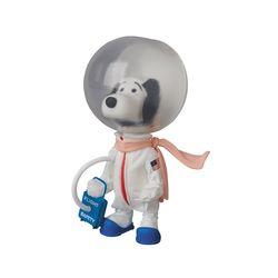 Snoopy Astronauts Vintage Ver. (PEANUTS Series 4)