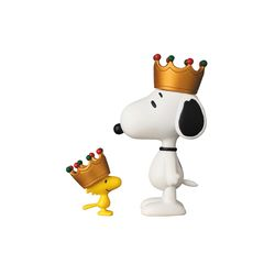 Crown Snoopy & Woodstock (PEANUTS Series 6)