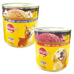 강아지 습식사료 페디그리 캔 700g