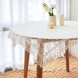 블랭크 레이스 테이블 매트 . 레이스 식탁보 (RM 235001)