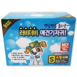 강아지 배변 러비더비 애견 기저귀 10매(S)