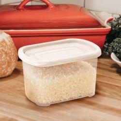 포켓 잡곡통 500ml 쌀통 씨리얼통 밀폐용기