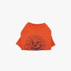 장난꾸러기 맨투맨 오렌지