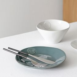 CASAFINA 포럼 플랫 접시- 샐러드 접시 21cm