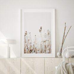투게더 가을 들판 그림 인테리어 A3 포스터