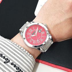 쥴리어스옴므 남자 메탈 손목시계 JAH-035