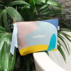 방수 디어파우치 (멜로우-블루) - M size