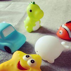 예꼬맘 LED 물놀이 장난감 프렌즈(12종)택일