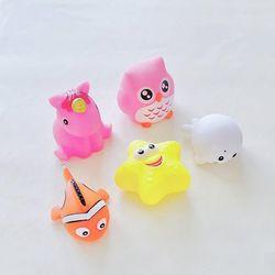 예꼬맘 LED 물놀이 장난감 프렌즈
