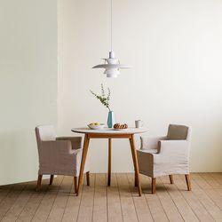 린 원형 테이블 01 900