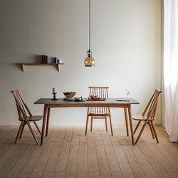 린 사각형 테이블 01 1800