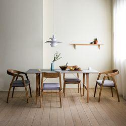 린 사각형 테이블 02 1800