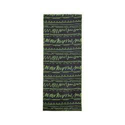 4몬스터 YOGA TOWEL Green Black