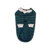 T.쁘띠스카프티셔츠 petit scarf stripe T Bluegreen