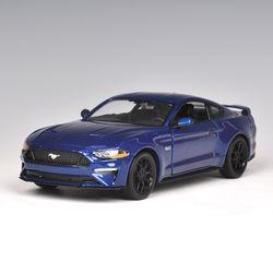 [모터맥스]1:24 2018 포드 머스탱 GT (색상:블루)(537M79352BL)