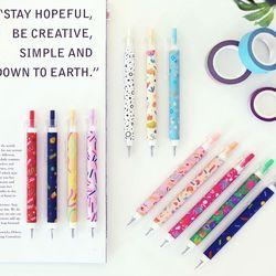 O-ssum clip gel pen 12종