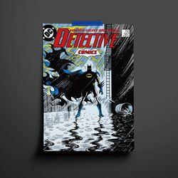 DC코믹스 인테리어 포스터 - 배트맨