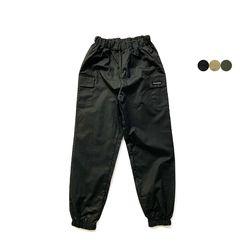 코튼 카고 밴딩 팬츠 Cotton Cargo Banding Pants(3color)