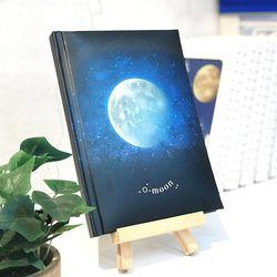 달빛노트 • LED노트 - 달