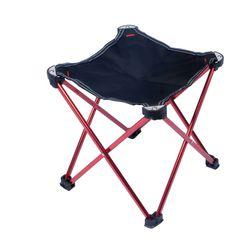 등산 산행용 세로 접이식 사각 울트라 의자