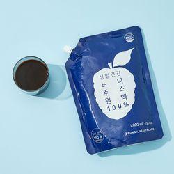 [무료배송] 노니 주스 100프로 원액 쥬스 과립 즙 1000ml