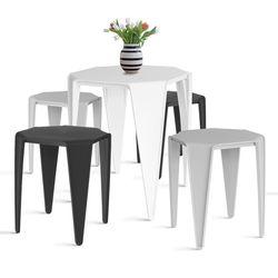 엔타곤 테이블