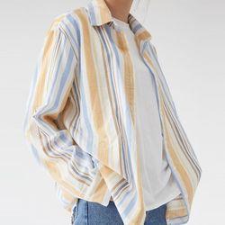 vintage line stripe shirts