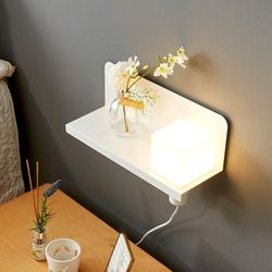 레이즈 1등 선반 벽등(LED 포함)