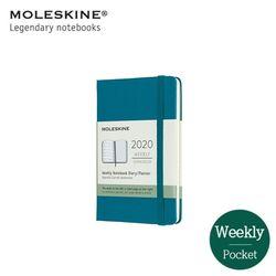 몰스킨2020 위클리 12M하드P 마그네틱그린