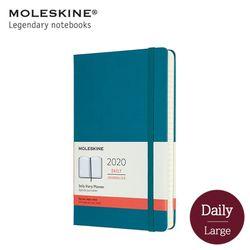몰스킨2020 데일리 12M하드L 마그네틱그린