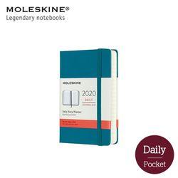 몰스킨2020 데일리 12M하드P 마그네틱그린