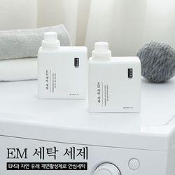 청소신 EM 세탁세제