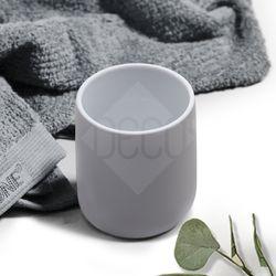 노바 텀블러 소프트그레이 욕실용품 양치컵