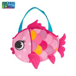비치토트백(모래놀이세트 포함) - 물고기B