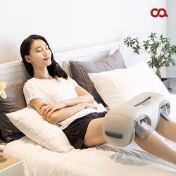 오아 듀얼 무릎 마사지기 무선 온열 찜질 안마기 OA-MA025