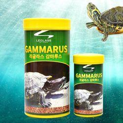 리글라스 감마루스 거북이 사료 250ml