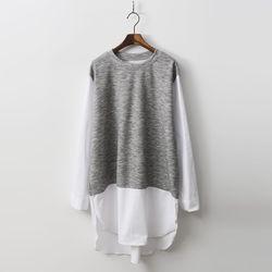 Combo Shirts Dress