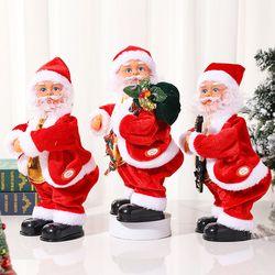 춤추고 노래하는 산타인형 싼타인형
