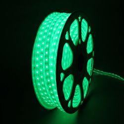 퍼스트 LED 후렉시블 논네온 녹색 50미터 플렉시블