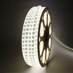 퍼스트 LED 후렉시블 논네온 백색 50미터 플렉시블