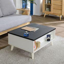포이스 리프트업 소파 테이블 800
