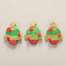 펄별트리 5cm (3개입) 크리스마스 장식 소품 TROMCG