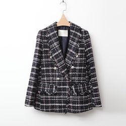 Wool Sweden Tweed Jacket