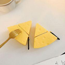 냠냠 치즈 에어팟케이스