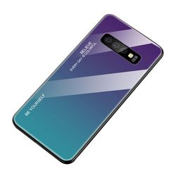 아이폰6플러스 그라데이션 강화유리 하드 케이스 P259