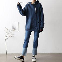 Love Hoodie Cotton Sweatshirt