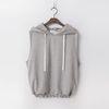 Hoody Sweatshirt Vest