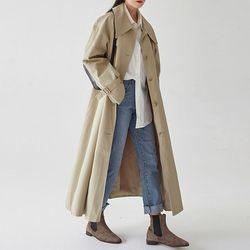 dali collar trench coat