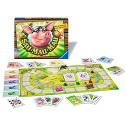 라벤스부르거 돼지마우마우 보드게임